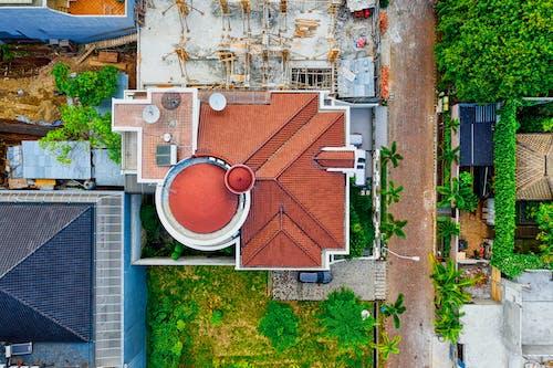 Kostenloses Stock Foto zu architektur, architekturdesign, außen, bäume
