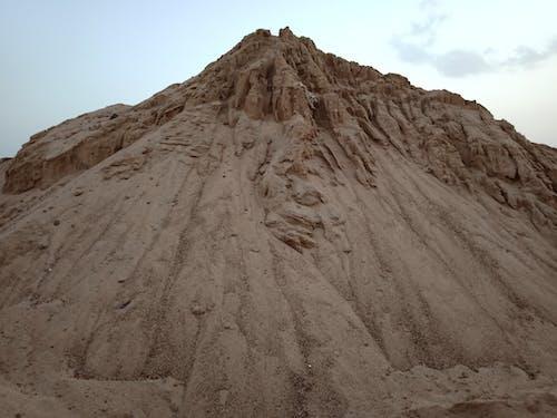 Free stock photo of blue sky, cloud, dune, sand
