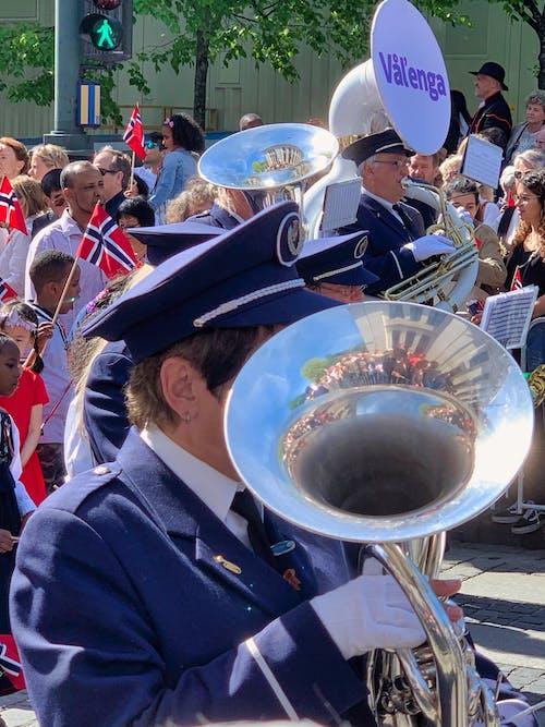 Foto d'estoc gratuïta de 17 mai, dia nacional