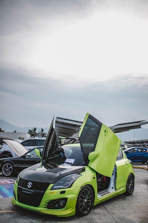 автомобиль, автомобильная выставка, Автомобильный
