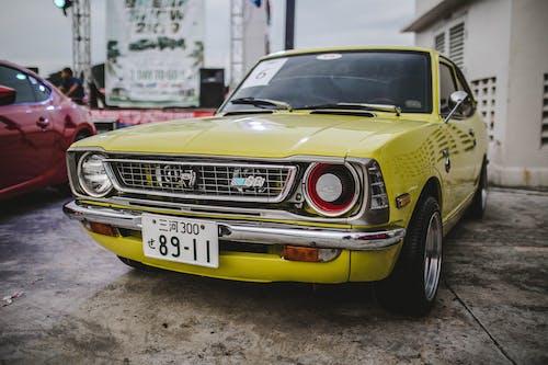 Základová fotografie zdarma na téma klasické auto