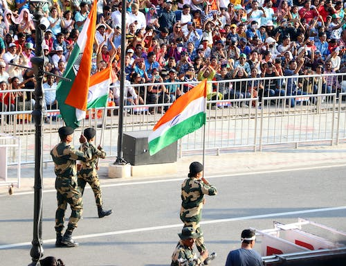 Free stock photo of 15 august, amritsar, army pared, independence