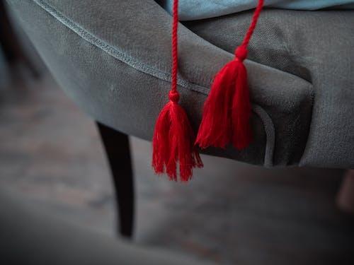 Immagine gratuita di nappa, rosso
