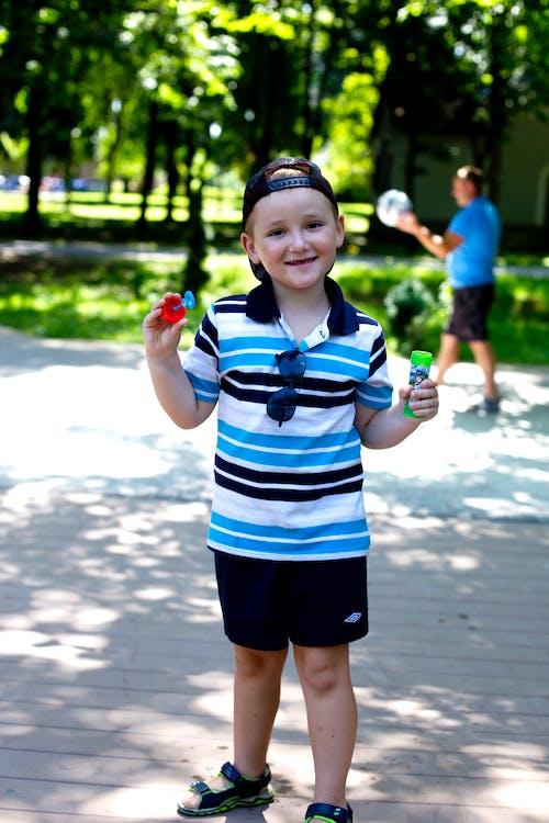 Imagine de stoc gratuită din băiat, baloane, bule
