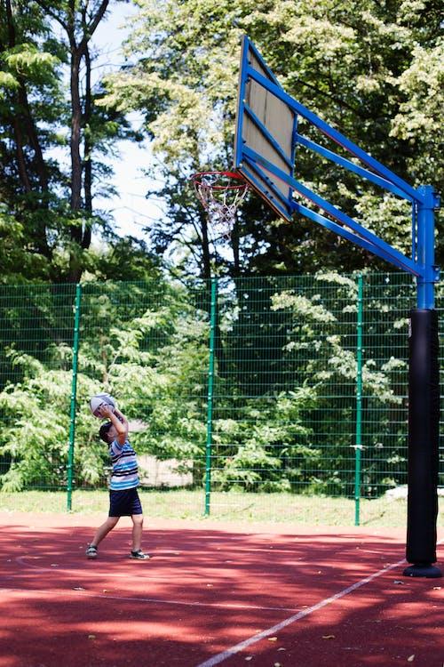 アクティビティ, キッド, バスケットボール