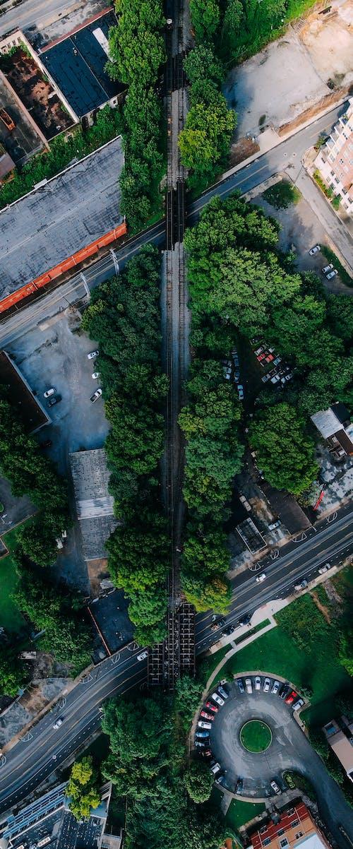 Ingyenes stockfotó belváros, chattanooga, DJI, drón témában