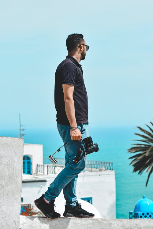 Ingyenes stockfotó fényképész, fényképezőgép, férfiak, filmkészítő témában