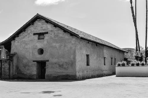 Gray Storage House
