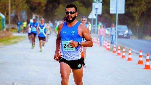 Kostnadsfri bild av fitness, gata, idrottare, kondition