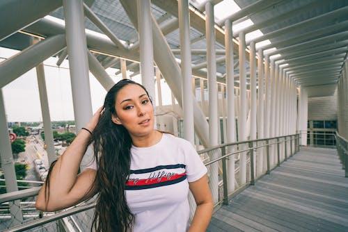 Foto d'estoc gratuïta de femella, model femenina