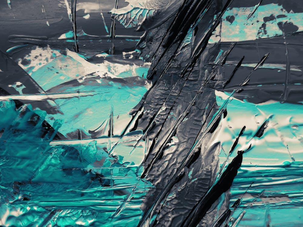 abstracte, acrílic, art