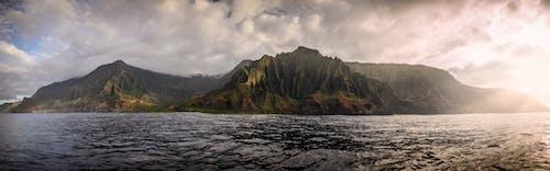 Gratis arkivbilde med fjell, hav, hawaii, landskap
