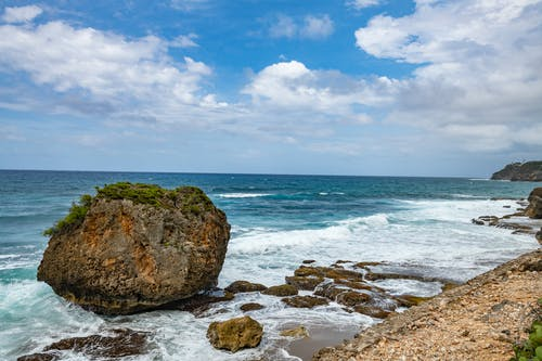 Free stock photo of atlantic ocean, beach, blue sky, Brigworkz
