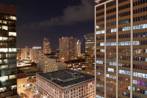 Free stock photo of buildings, cityscape, downtown