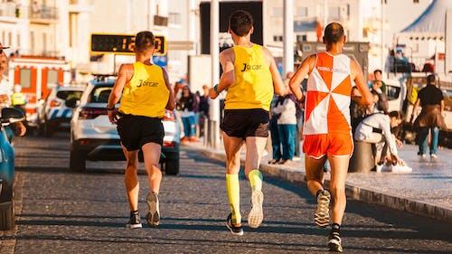 Immagine gratuita di atleti, corridori, corsa, endurance