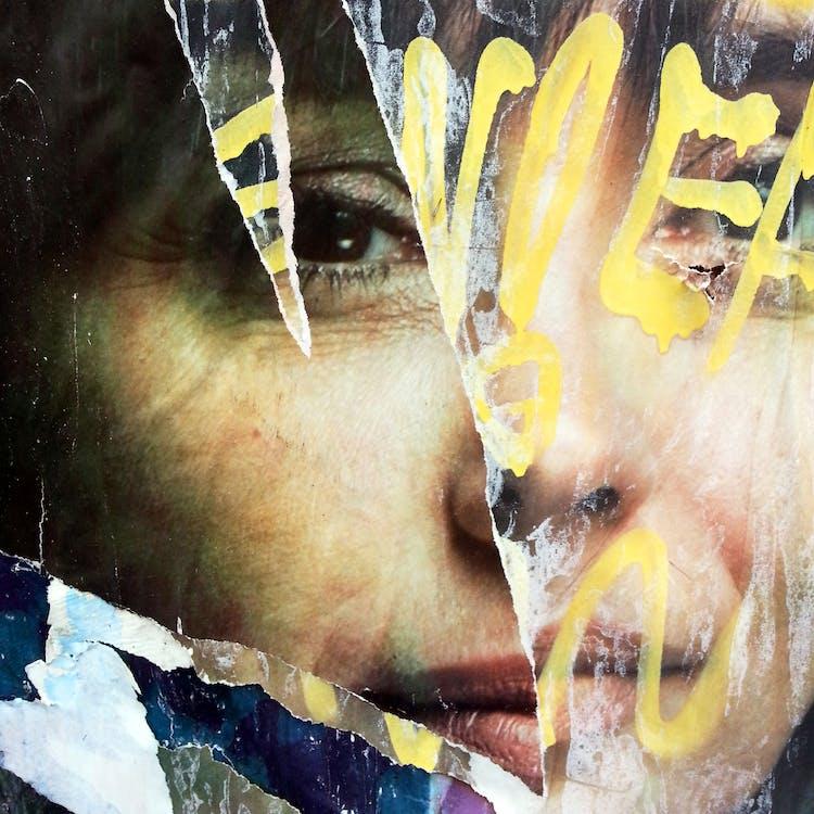 αφίσα, γυναίκα, πόστερ