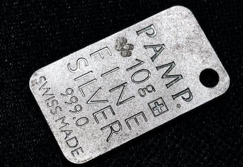 Gratis stockfoto met close-up, edel, zilveren bord
