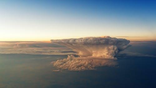 Gratis stockfoto met blikveld, buiten, buitenshuis, cloudscape