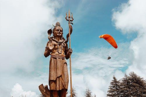 Foto d'estoc gratuïta de art, escultura, estàtua, Índia