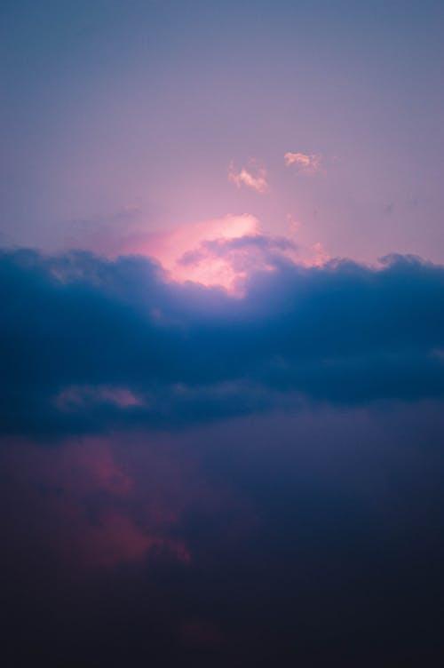 คลังภาพถ่ายฟรี ของ ตะวันลับฟ้า, ท้องฟ้า, ธรรมชาติ, รุ่งอรุณ