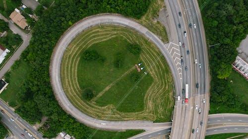 Бесплатное стоковое фото с chattanooga, Аэрофотосъемка, дорога, путешествовать