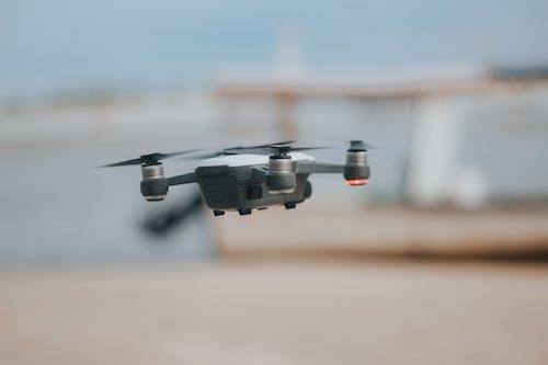 Gratis arkivbilde med clodeeddddddddddddddddr, drone, flyging, himmel