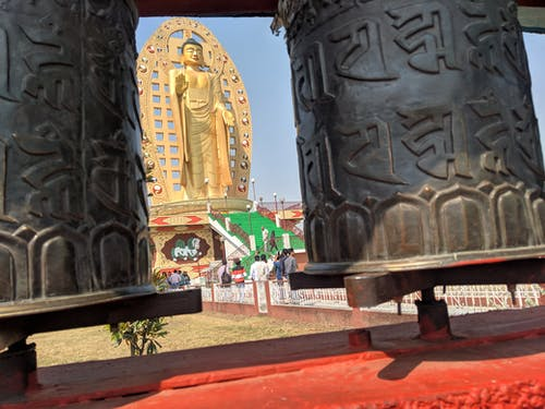 佛, 佛寺, 佛教 的 免費圖庫相片