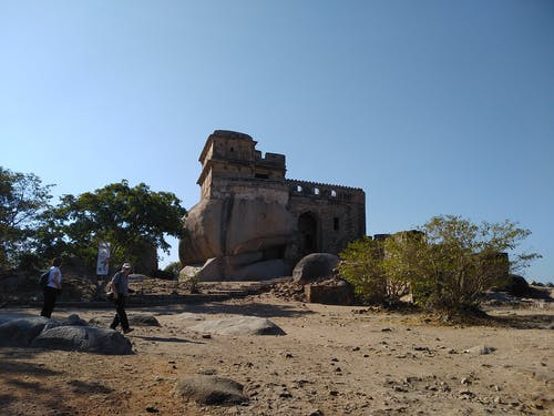 Gratis lagerfoto af fort, gammel, historisk bygning, Indien