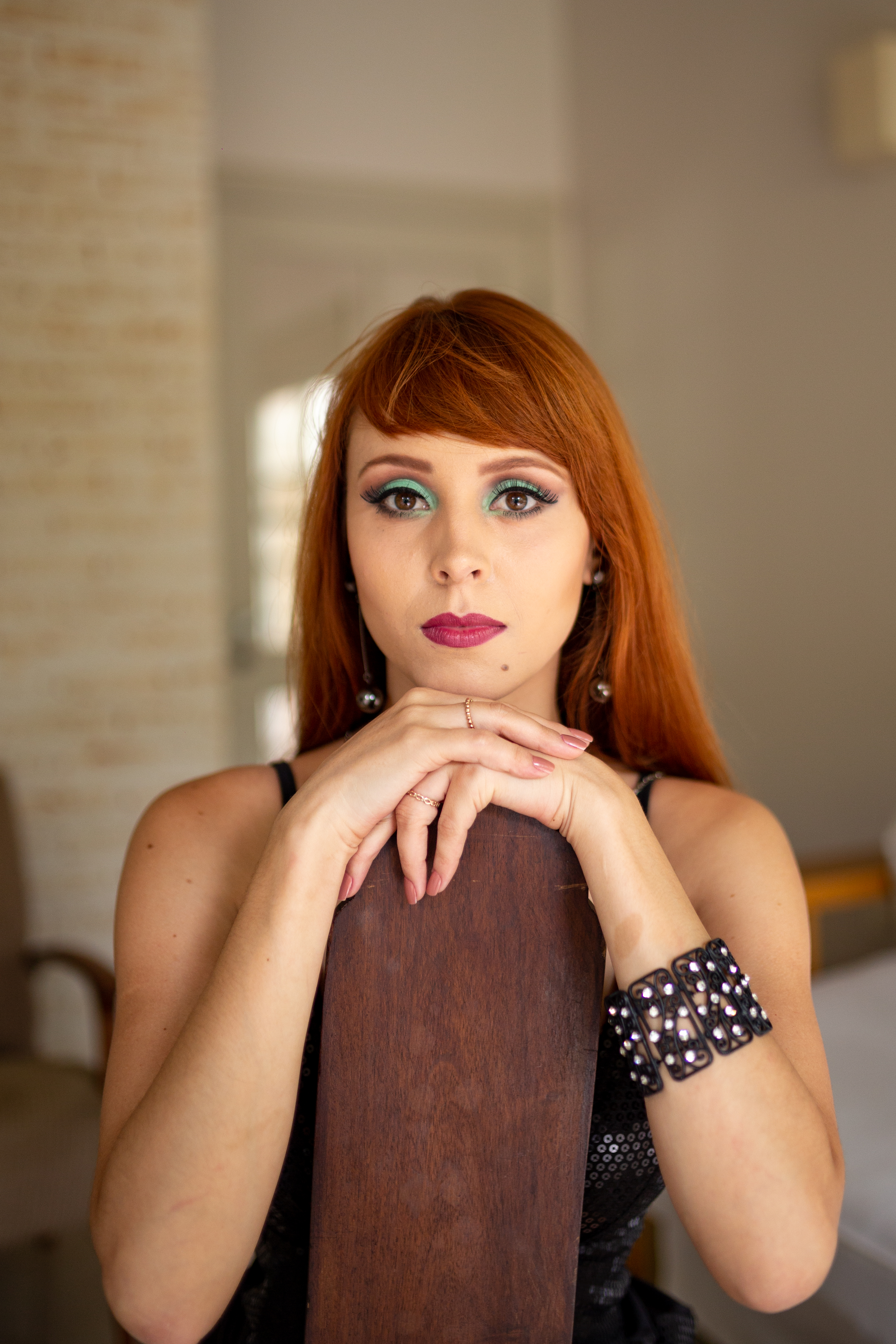 Photo of Woman With Eye Makeup