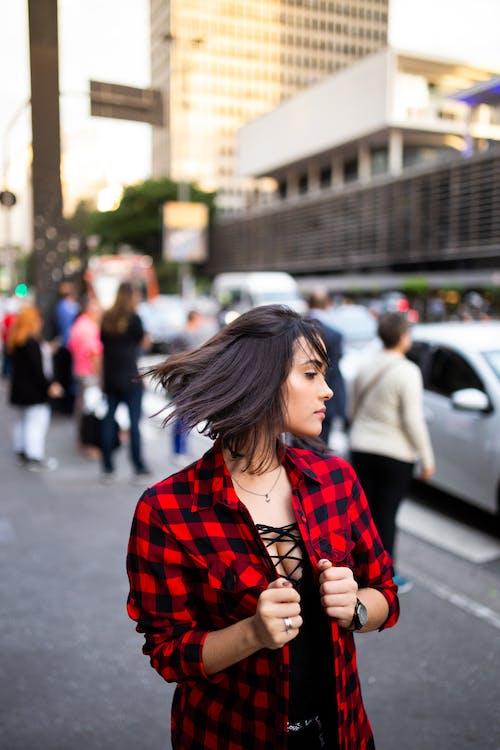 Kostnadsfri bild av fokus, Framställ, frisyr, hår