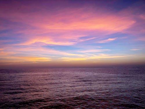 Imagine de stoc gratuită din cer aprins, colorat, culori, culori pastelate