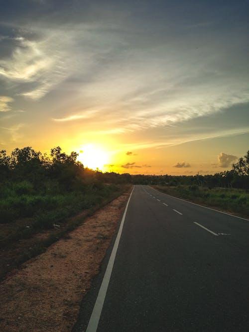 Бесплатное стоковое фото с #мобильныйчелендж, anuradapura, закат, красивая шри-ланка