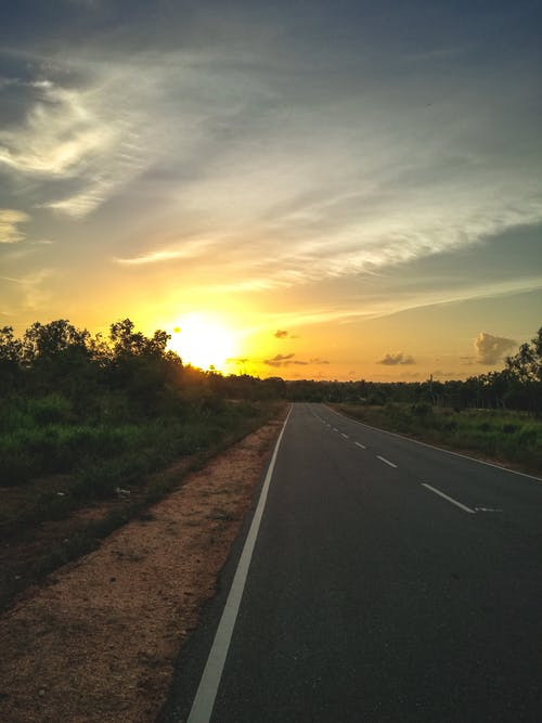 #mobilechallenge, 斯里蘭卡, 日落, 移動攝影 的 免費圖庫相片