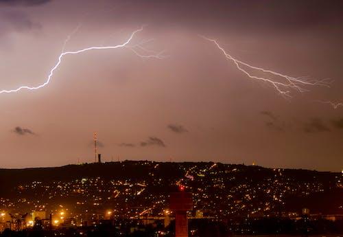 Gratis stockfoto met bliksem, Boedapest, Europa, hemel