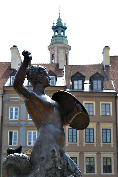 Ảnh lưu trữ miễn phí về bức tượng, cái khiên, chiến binh, di tích lịch sử