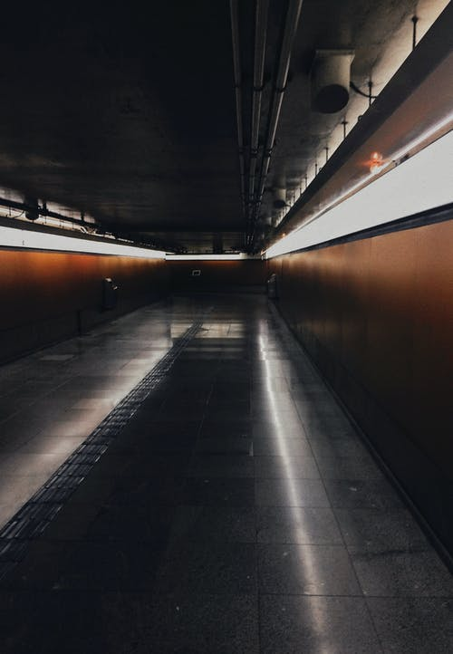 Photo of Empty Subway