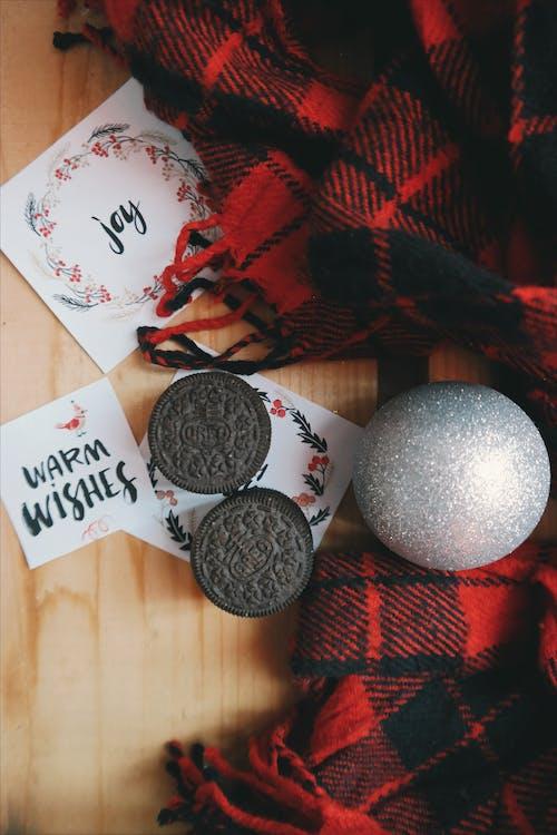 Imagine de stoc gratuită din Crăciun, culori, decorațiune de crăciun, dulciuri