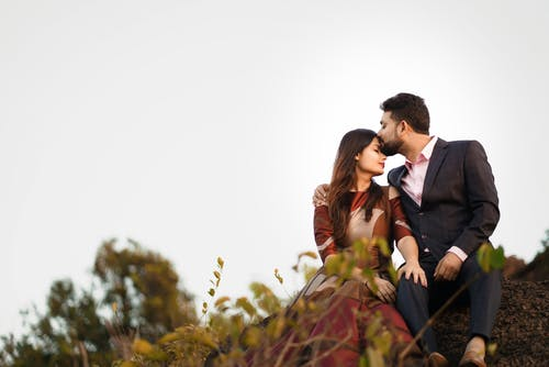 Fotos de stock gratuitas de adultos, amantes, amor, besando