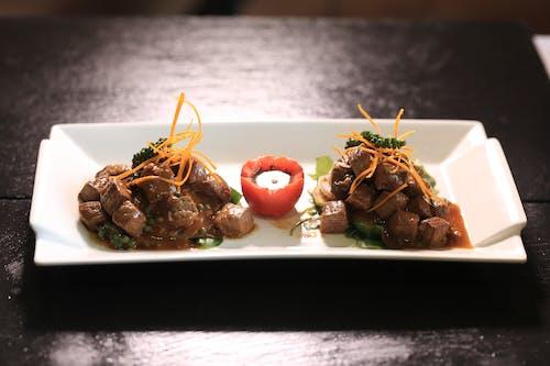 Fotos de stock gratuitas de almuerzo, camboya, carne, carne de res