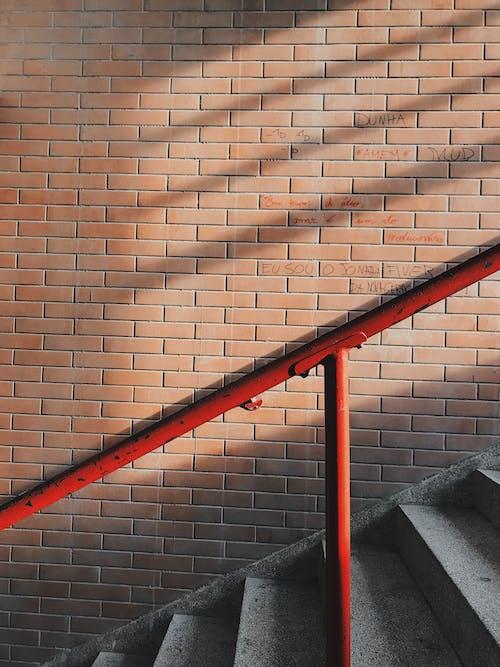 Ingyenes stockfotó fal, lépcső, lépcsőház, lépések témában