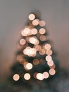 lights, decoration, bokeh