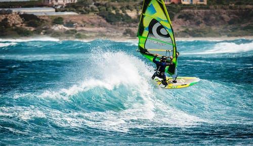 adam, adrenalin, aksiyon, deniz içeren Ücretsiz stok fotoğraf