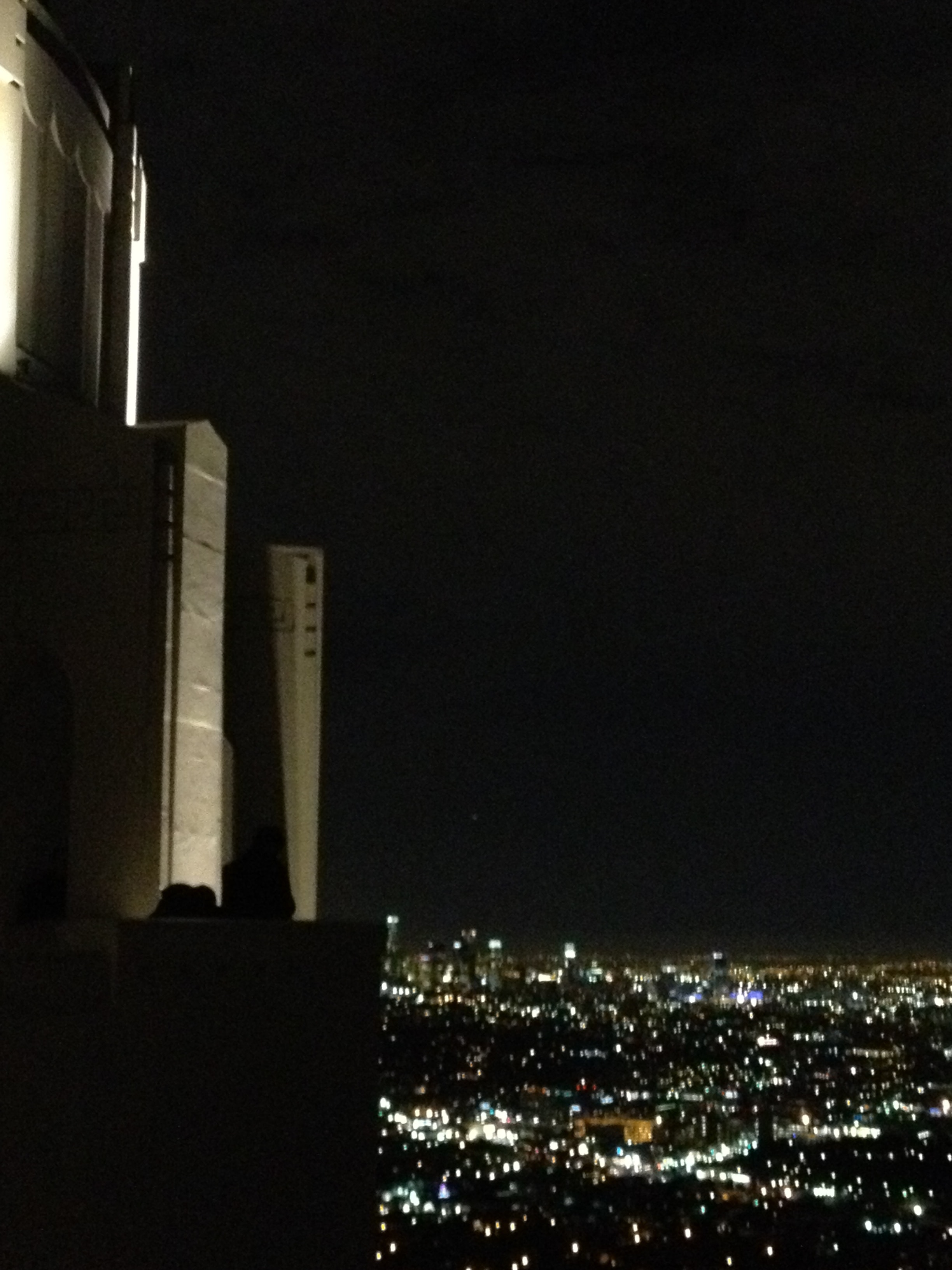 Illuminated Cityscape Against Sky at Night · Free Stock Photo
