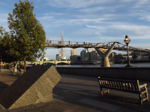 Ilmainen kuvapankkikuva tunnisteilla joen ranta, kaupunkinäkymä, london thames, lontoon silta