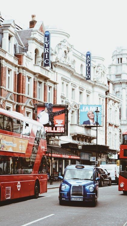 ζωή στην πόλη, Λονδίνο, λονδίνο ταξί
