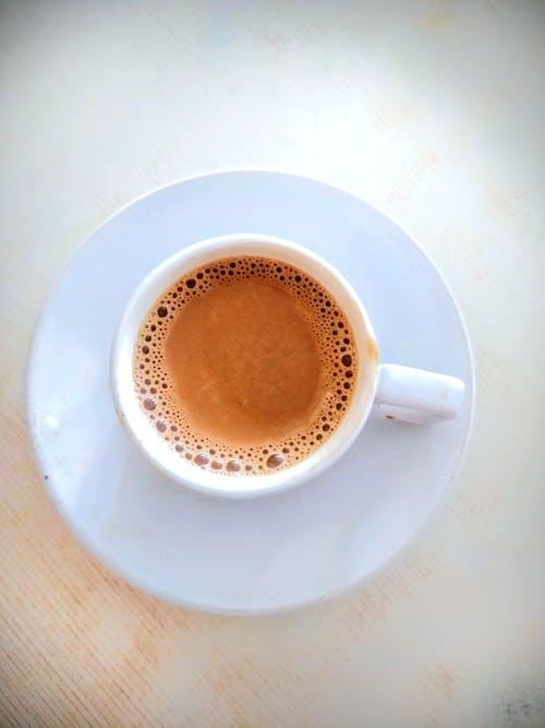 Foto d'estoc gratuïta de copa, matí, tassa de te, te