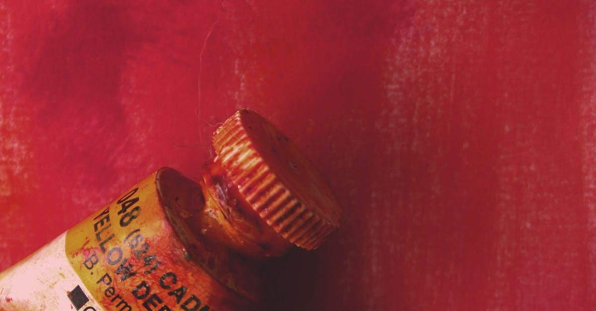 Free stock photo of #tube #texture #bright #pink #yellow #painter #art