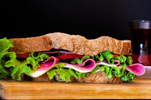Ảnh lưu trữ miễn phí về ăn, bánh mì kẹp thịt, bánh mì nướng, bánh mì sandwich