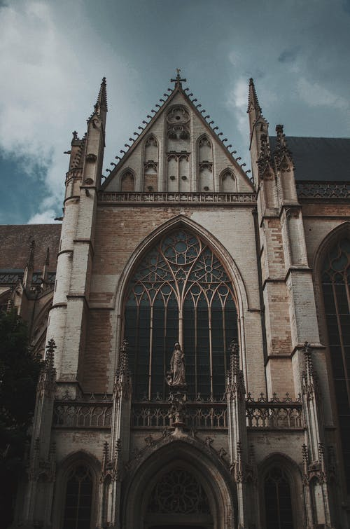 Foto profissional grátis de ancião, ao ar livre, aparência gótica, arquitetura
