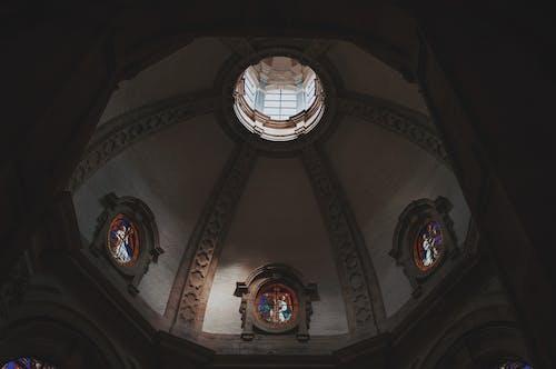 Foto profissional grátis de abóboda, arcada, arquitetura, capela